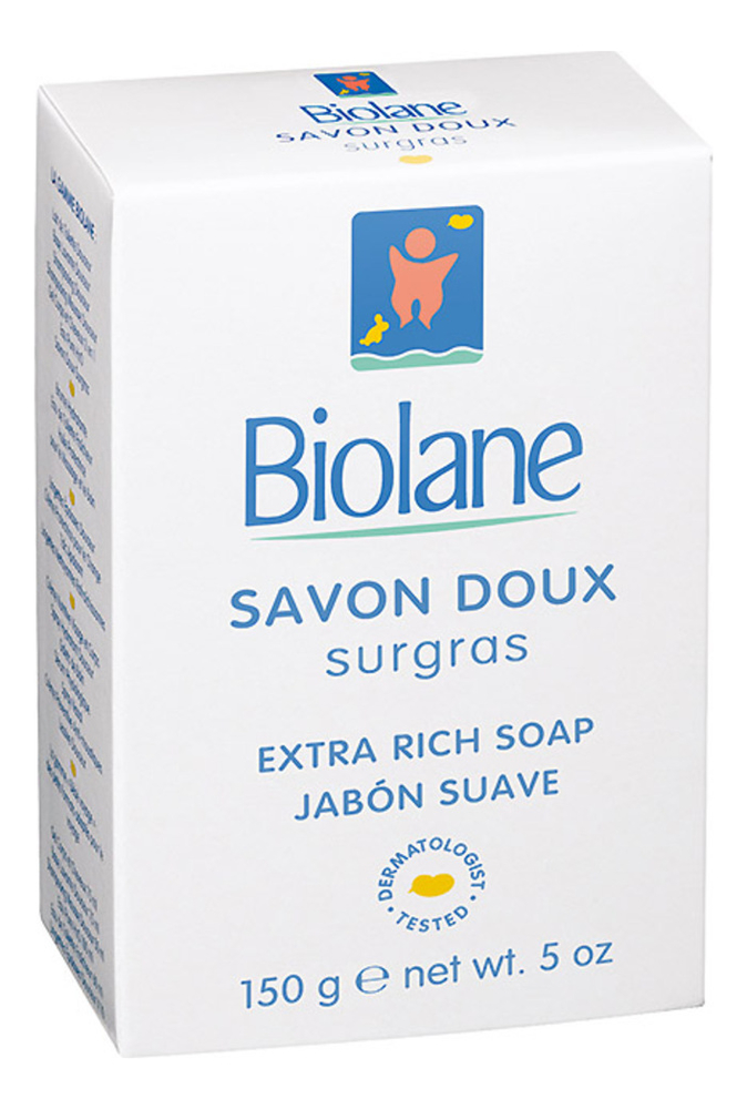 Мыло детское питательное Savon Doux Surgras 150г