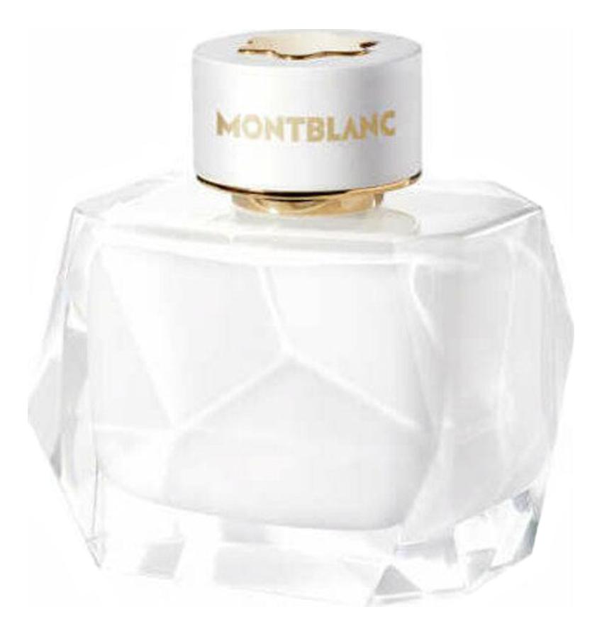 Mont Blanc Signature: парфюмерная вода 5мл mont blanc femme individuelle soul