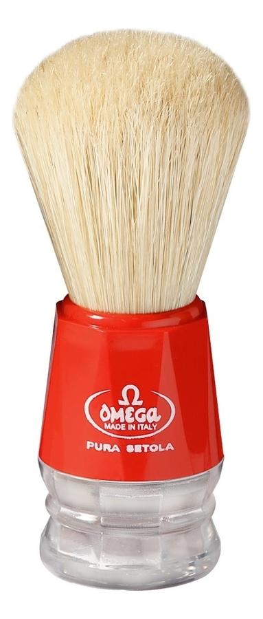 Помазок для бритья Щетина кабана 10,3см 10018 помазок для бритья kurt к 10006