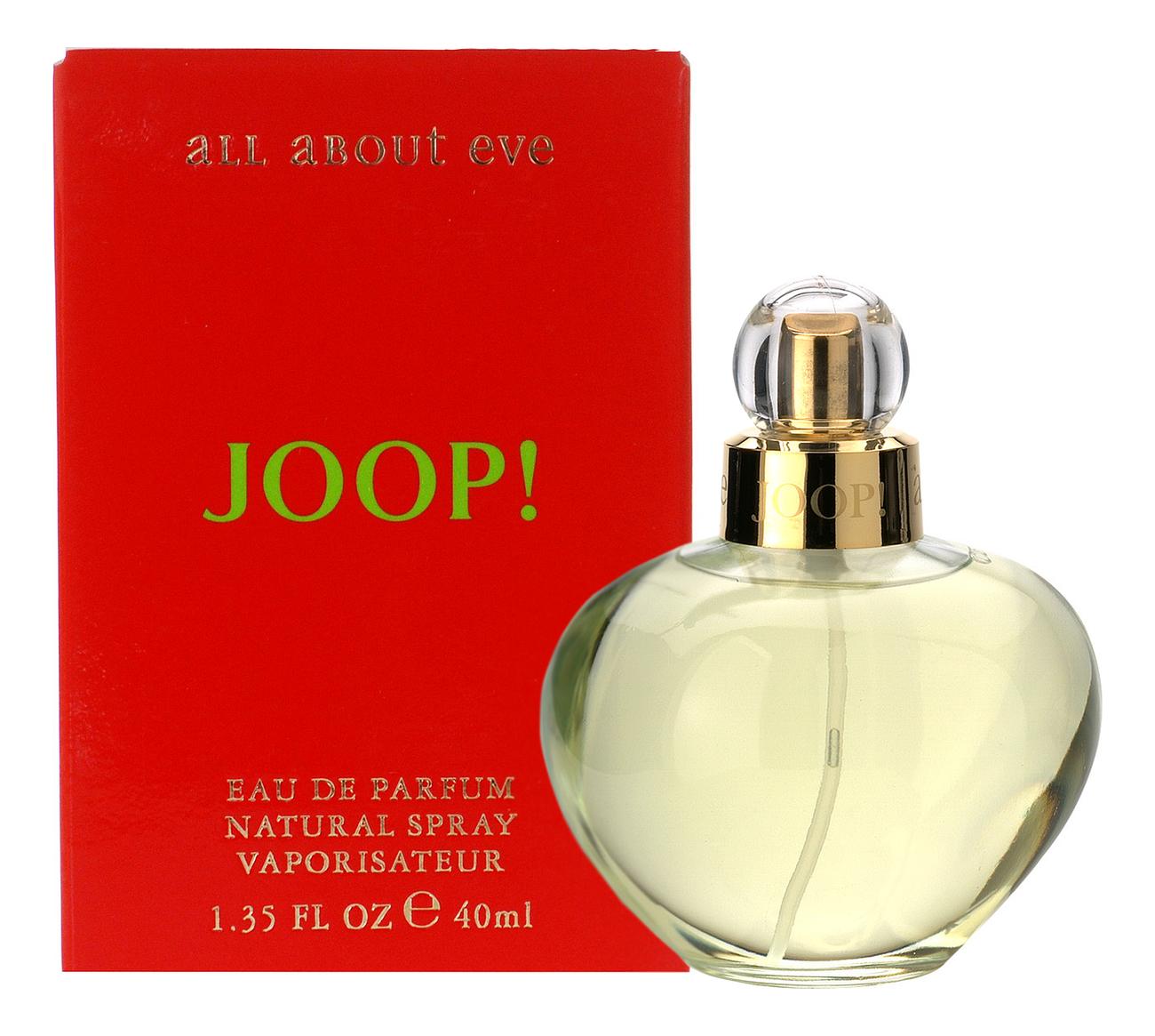 Купить All About Eve: парфюмерная вода 40мл, Joop