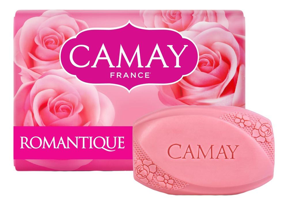 Купить Туалетное мыло Romantique: Мыло 85г, Camay