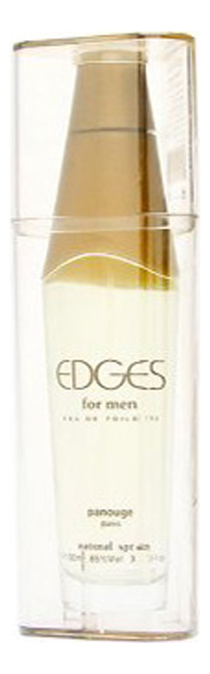 Panouge Edges For Men: туалетная вода 100мл
