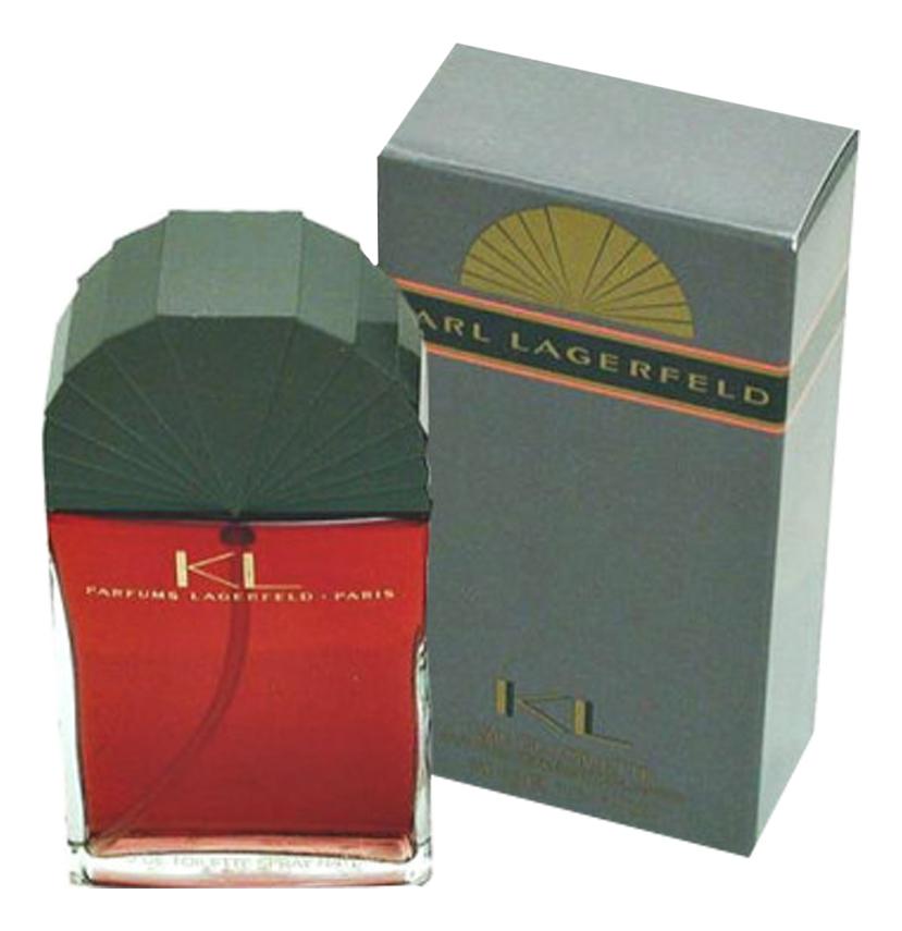 Karl Lagerfeld KL: туалетная вода 50мл