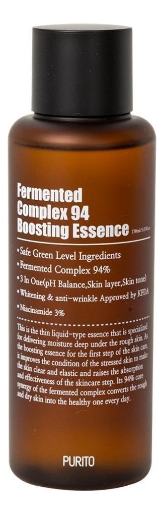 Эссенция для лица Fermented Complex 94 Boosting Essence 150мл ферментированная эссенция против морщин wrinkle away fermented essence 150мл