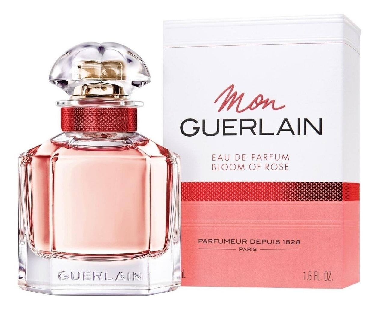 Mon Guerlain Bloom Of Rose Eau De Parfum: парфюмерная вода 30мл парфюмерная вода mon paris eau de parfum 30мл