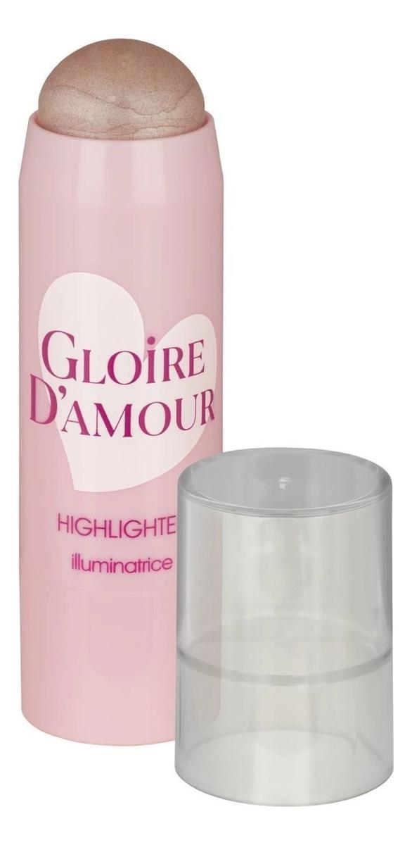 Хайлайтер-стик для лица Gloire D'Amour Highlighter Illuminatrice 4г: No 02 недорого