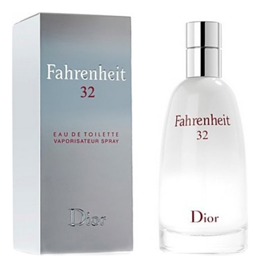 Christian Dior Fahrenheit 32: туалетная вода 50мл christian dior fahrenheit absolute туалетная вода тестер 100 мл