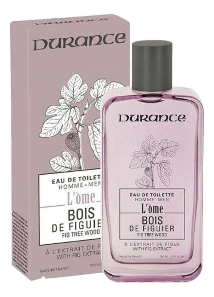 Купить Durance L'ome Bois De Figuier: туалетная вода 100мл