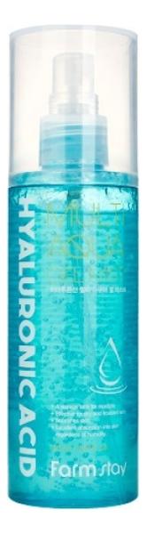 Купить Мист-гель для лица с гиалуроновой кислотой Hyaluronic Acid Multi Aqua Gel Mist 120мл, Farm Stay