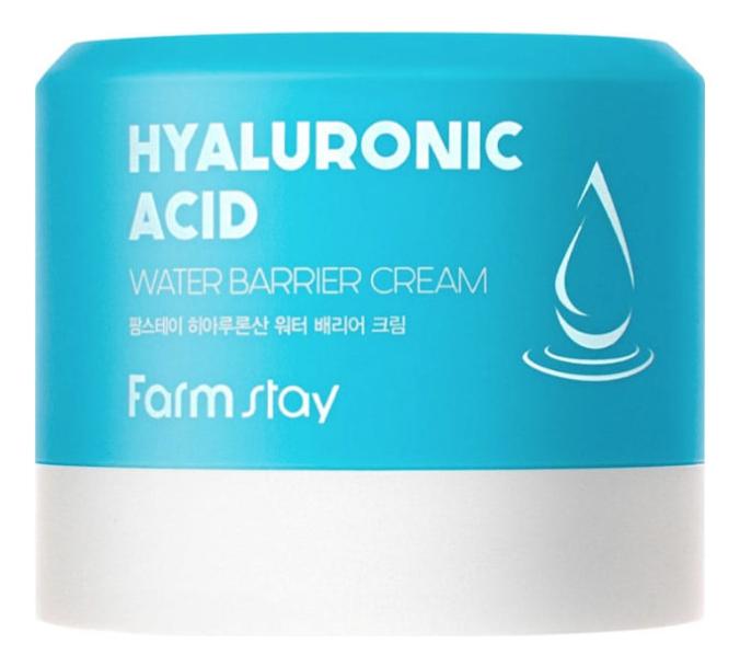 Увлажняющий крем для лица с гиалуроновой кислотой Hyaluronic Acid Water Barrier Cream 80мл