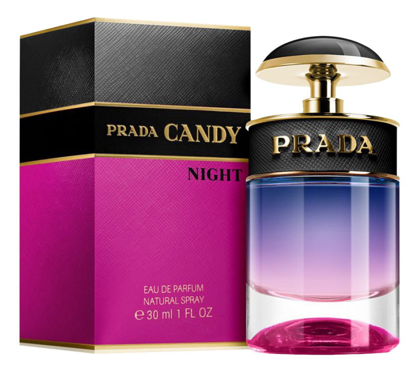 Купить Candy Night: парфюмерная вода 30мл, Prada