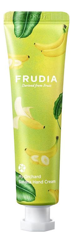Питательный крем для рук с экстрактом банана My Orchard Banana Hand Cream 30г
