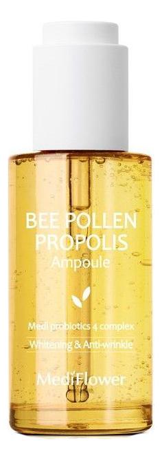 Витализирующая сыворотка для лица с прополисом и пчелиной пыльцой Bee Pollen Propolis Ampoule 100мл royal jelly pollen propolis