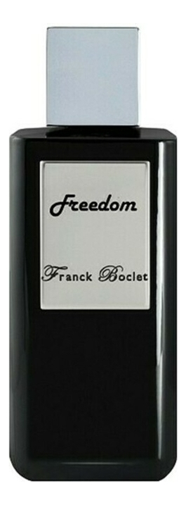 Franck Boclet Freedom: духи 100мл тестер franck boclet oud туалетные духи тестер 100 мл