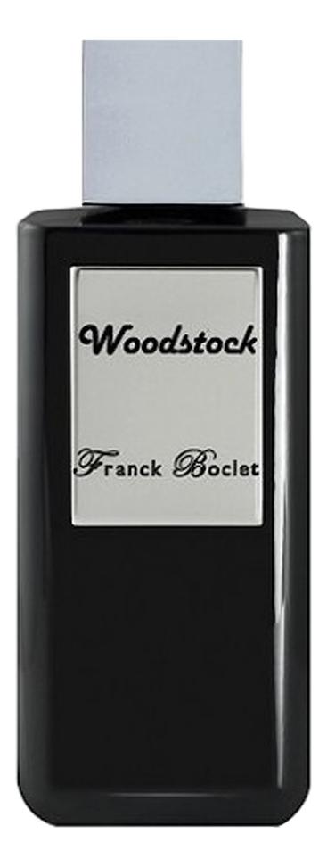 Franck Boclet Woodstock: духи 100мл тестер franck boclet oud туалетные духи тестер 100 мл
