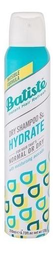 Купить Сухой шампунь увлажняющий для нормальных и сухих волос Dry Shampoo & Hydrate 200мл, Сухой шампунь увлажняющий для нормальных и сухих волос Dry Shampoo & Hydrate 200мл, Batiste