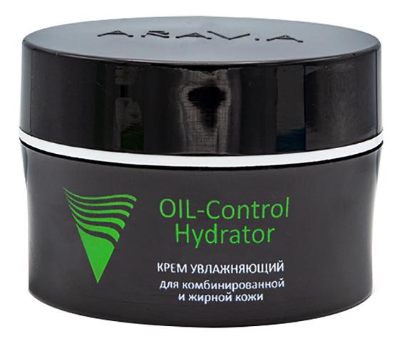 Купить Увлажняющий крем для комбинированной и жирной кожи лица OIL-Control Hydrator 50мл, Aravia