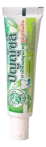 Зубная паста Thai Herb Toothpaste: Зубная паста 30г зубная паста babyline тутти фрутти