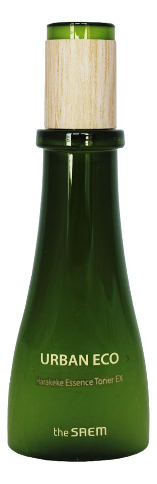 Купить Тонер для лица с экстрактом новозеландского льна Urban Eco Harakeke Essence Toner EX 100мл, The Saem