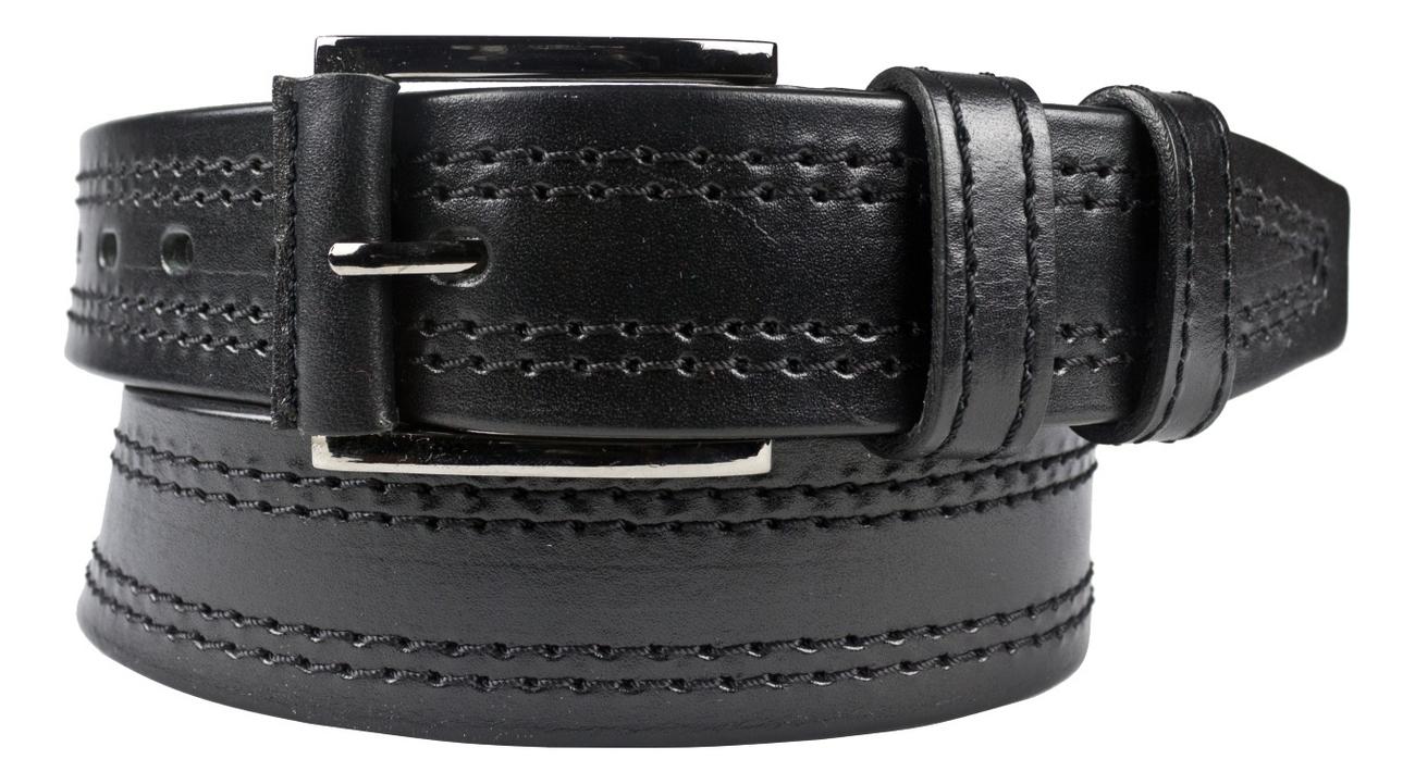 Купить Ремень Vetriolo Black 9026-01, Carlo Gattini