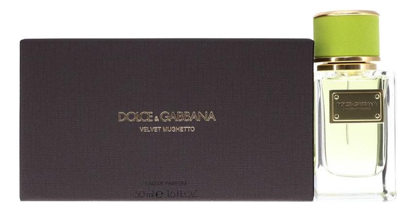 Купить Velvet Mughetto: парфюмерная вода 50мл, Dolce & Gabbana