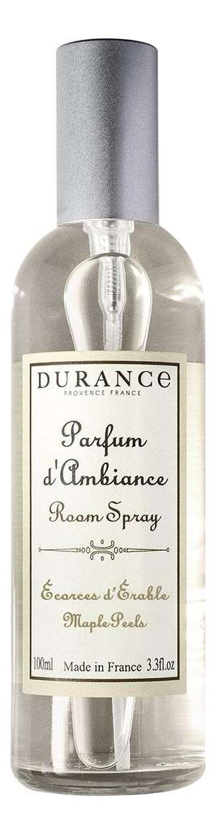 Купить Ароматический спрей для дома Home Perfume Ecorces D'erable 100мл (кора клена), Durance