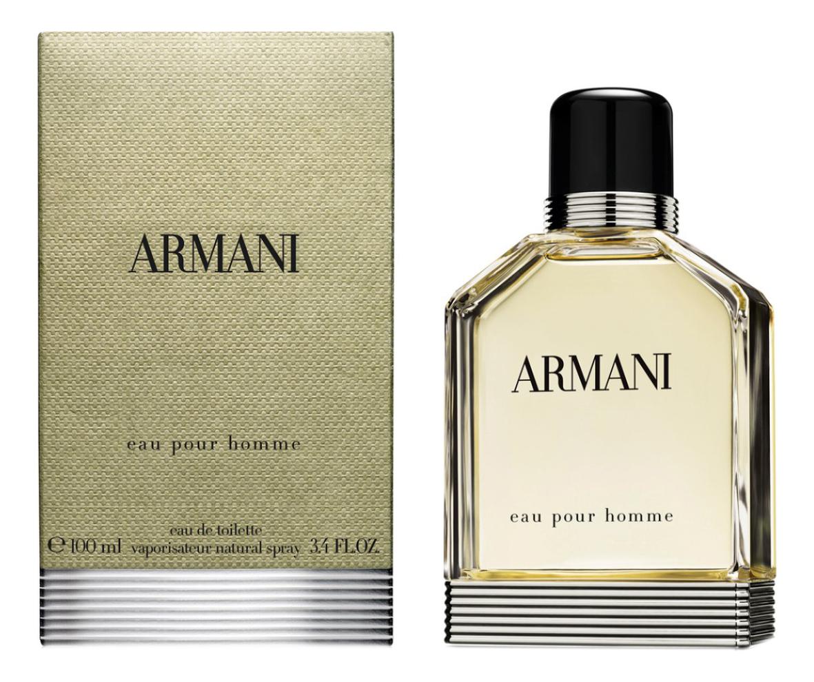 Купить Eau Pour Homme: туалетная вода 100мл, Giorgio Armani