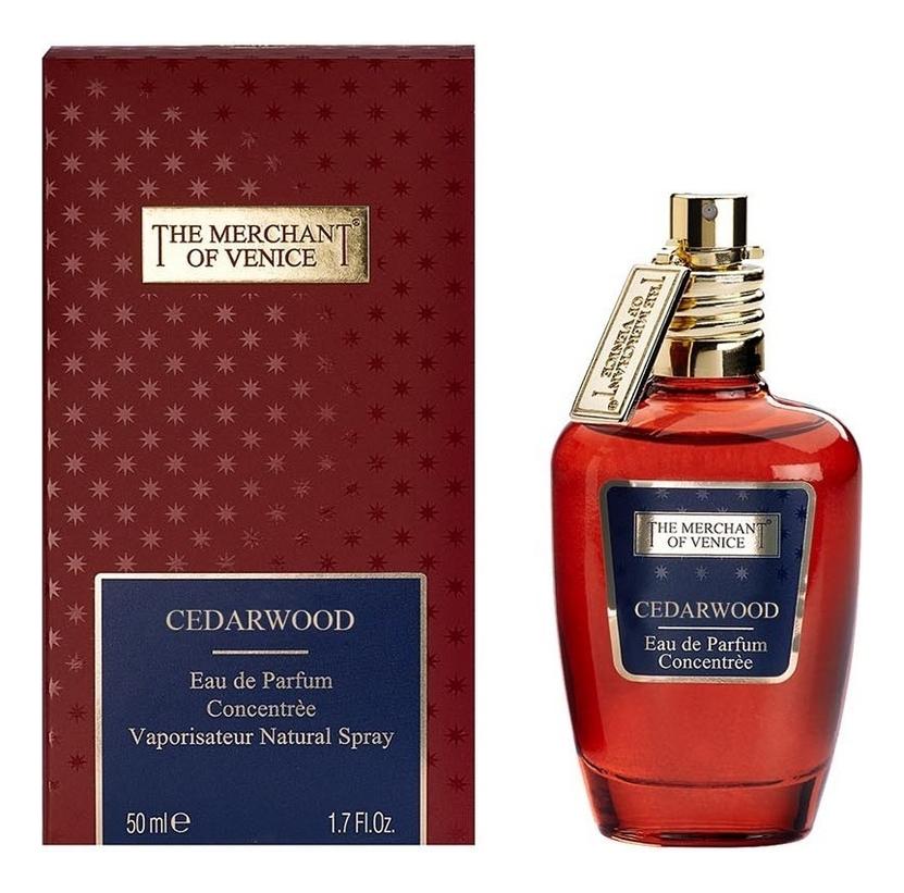 Купить Cedarwood: парфюмерная вода 50мл, The Merchant Of Venice
