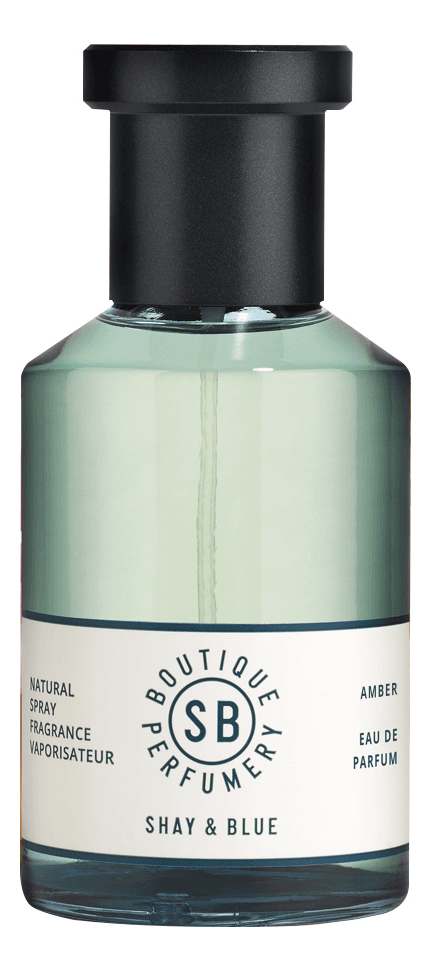Shay & Blue Amber Rose: парфюмерная вода 100мл тестер