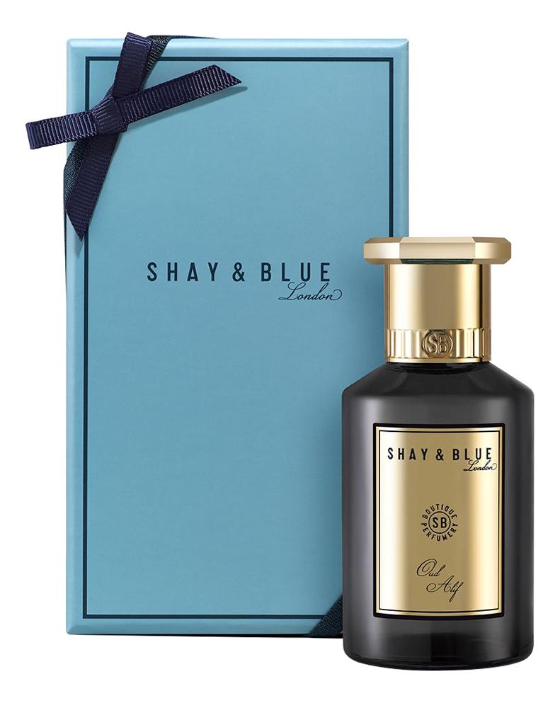 Shay & Blue Oud Alif: парфюмерная вода 100мл