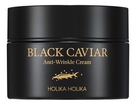 Питательный лифтинг крем для лица Black Caviar Anti-Wrinkle Cream 50мл holika holika крем black caviar antiwrinkle eye cream для глаз питательный лифтинг 30 мл