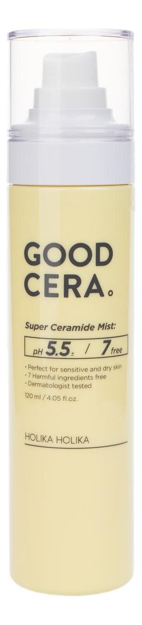 Купить Мист для лица с керамидами Skin & Good Cera Super Ceramide Mist 120мл, Мист для лица с керамидами Skin & Good Cera Super Ceramide Mist 120мл, Holika Holika