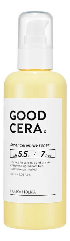 Увлажняющий тонер для лица Skin & Good Cera Super Toner 180мл недорого