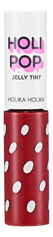 Фото - Гелевый тинт для губ Holi Pop Jelly Tint 9,5мл: RD01 holika holika бальзам для губ