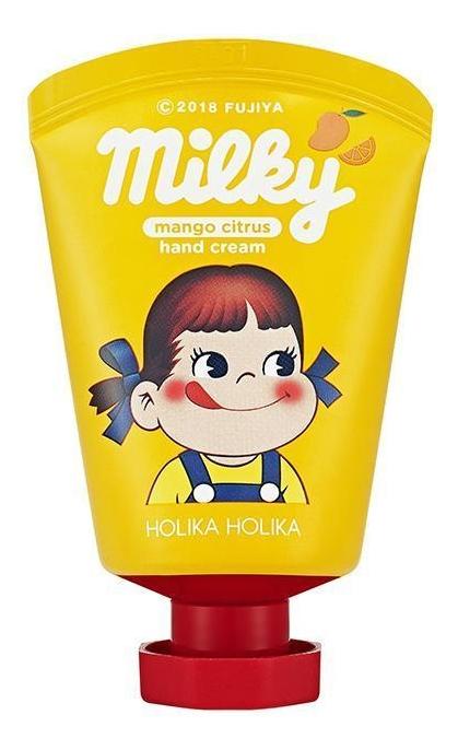 Крем для рук с экстрактом манго Peko Jjang Hand Cream Mango Citrus 30мл organictai cупер питательный крем для рук с маслами манго папайя и ши extra nutrition hand cream mango