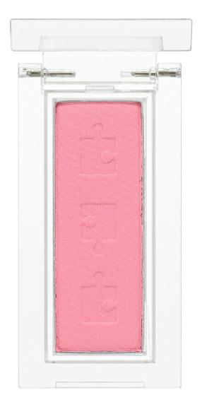 Румяна для лица Piece Matching Blusher 4г: PK02 Poppy Pink