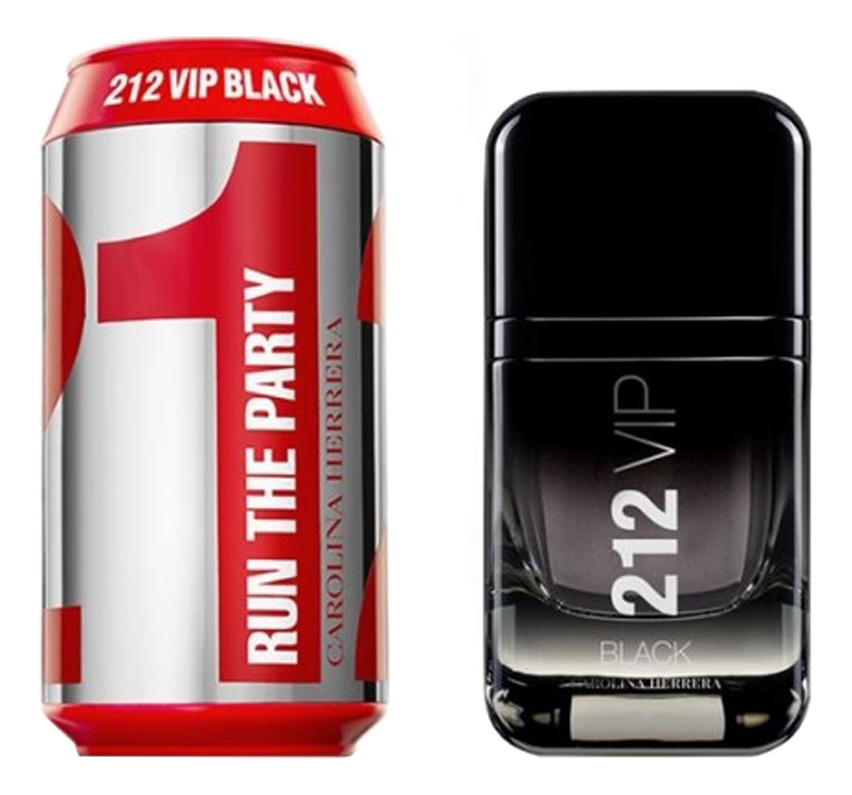 Carolina Herrera 212 VIP Black Run The Party: парфюмерная вода 100мл carolina herrera 212 vip туалетные духи 30 мл