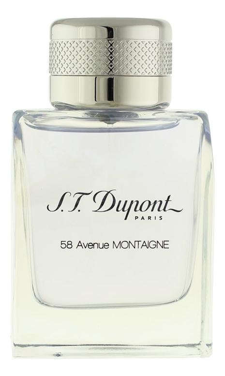 Купить S.T. Dupont 58 Avenue Montagne Pour Homme: туалетная вода 50мл тестер
