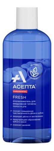 Купить Ополаскиватель для полости рта Fresh: Ополаскиватель 250мл, Асепта