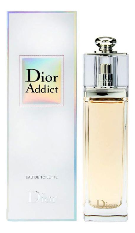 Christian Dior Addict Eau de Toilette 2014: туалетная вода 50мл christian dior dior addict парфюмерная вода женская 50мл