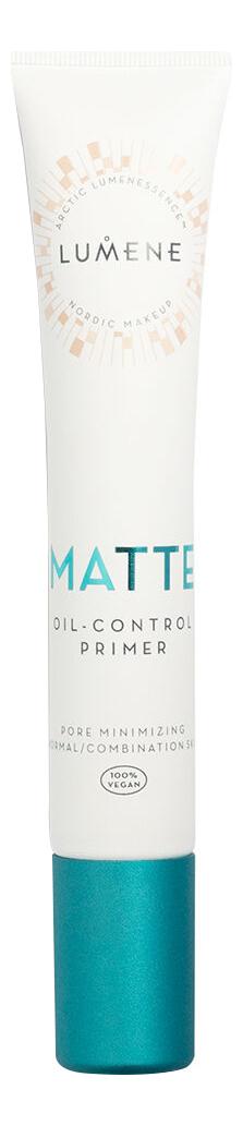Купить Матирующий праймер для лица Matte Oil-Control Primer 20мл, Lumene