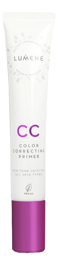 Цветокорректирующий CC праймер для лица Абсолютное Совершенство Color Correcting Primer 20мл