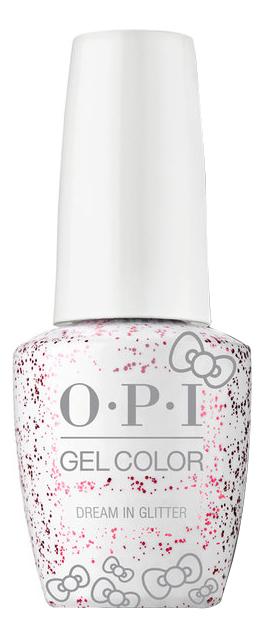 Гель-лак для ногтей Gel Color 15мл: Dream In Glitter лак для ногтей glitter 15мл cleopatra in new york