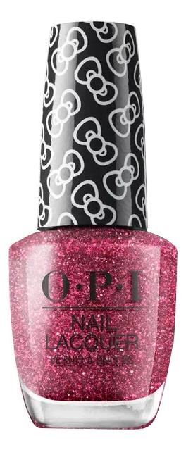 Лак для ногтей Nail Lacquer 15мл: Dream In Glitter