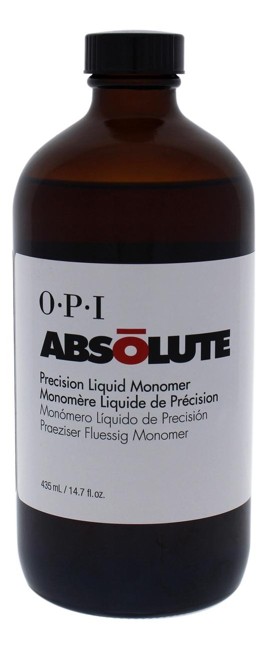 Мономер для создания искусственных ногтей Absolute Precision Liquid Monomer: Мономер 435мл