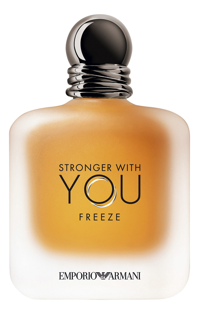 Фото - Emporio Stronger With You Freeze: туалетная вода 15мл парфюмерная вода giorgio armani stronger with you intensely 50 мл