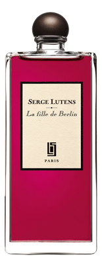 Serge Lutens La Fille de Berlin: парфюмерная вода 50мл тестер