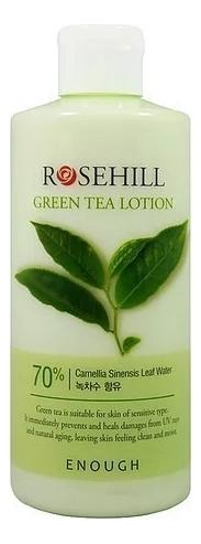 Купить Лосьон для лица с экстрактом зеленого чая Rosehill Green Tea Lotion 300мл, Enough