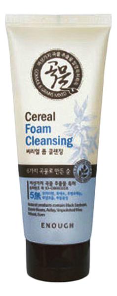 Пенка для умывания с экстрактом злаков Cereal Foam Cleansing 6 Grains Mixed: Пенка 180мл мустела пенка для умывания