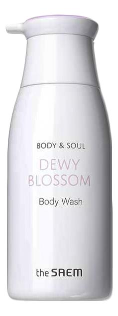 Купить Гель для душа Body & Soul Dewy Blossom Body Wash 300мл, Гель для душа Body & Soul Dewy Blossom Body Wash 300мл, The Saem